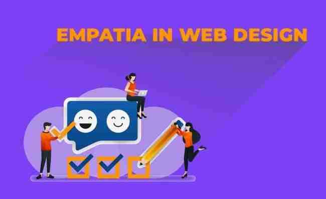 Come si applica l'empatia nel web design