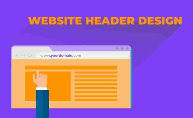 Website header design nel 2021: gli 8 elementi essenziali e le best practices