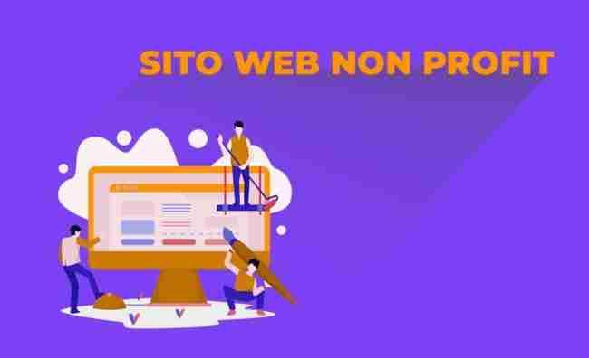 Le 6 regole di web design per creare un sito web non profit