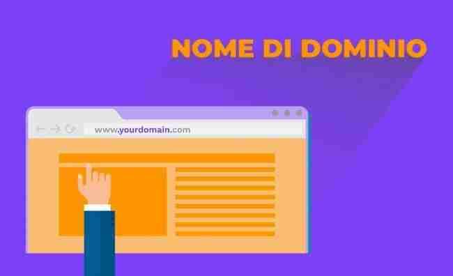 6 step per acquistare il nome di dominio per il tuo sito internet