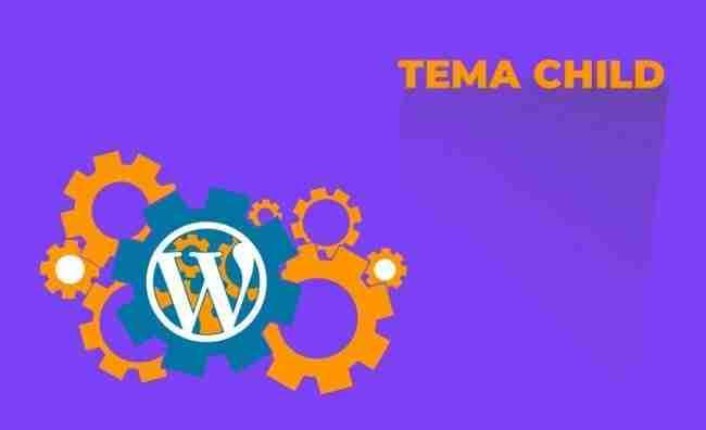 Cos'è il tema child di WordPress