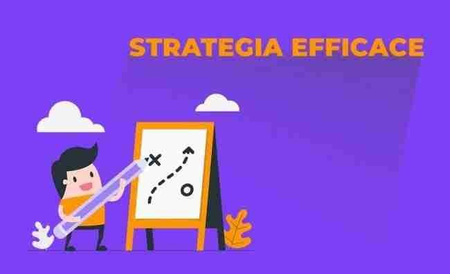 5 passaggi per creare una strategia efficace per il tuo sito internet